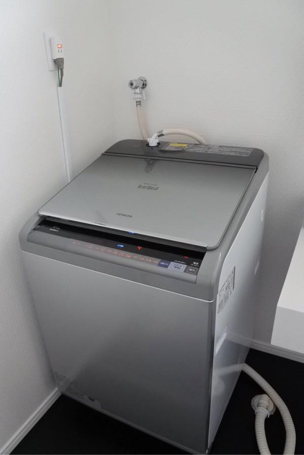 洗濯機~日立ビートウォッシュ~ | 平屋でシンプルライフ ...