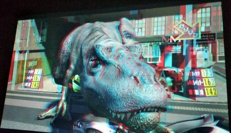 飛び出す3D映像シアターは、圧巻です。   ベルポンのうふふ2 - 楽天 ...