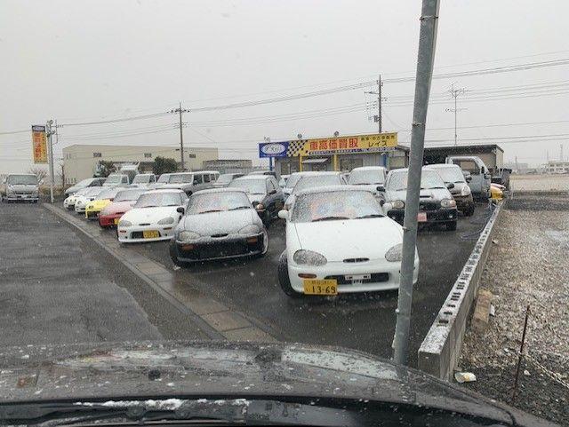 雪 加須 積雪 レイズ 整備 車検 修理 板金