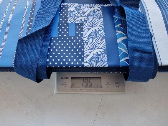 コストコ ブログ コショッピング バッグ JP 4PK 638円 COSTCO Reusable shopping bags  Keep Cool