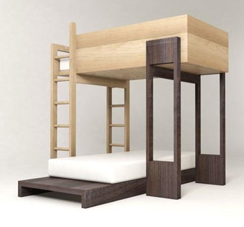 Cool loft beds for kids - Cool Loft Beds For Kids 16