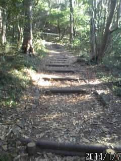 笠間ハイキングコース4