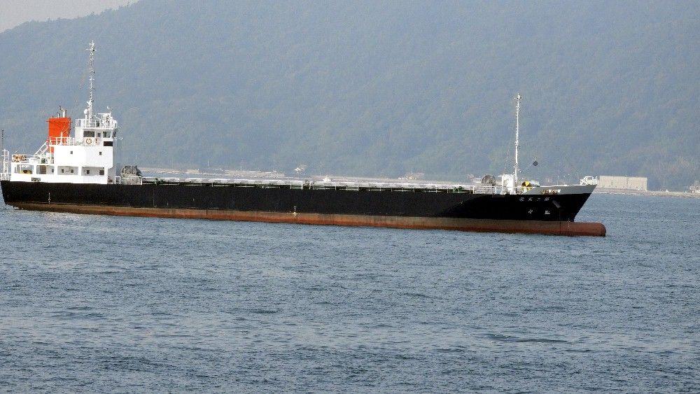 第二天栄 499総トン型貨物船。呉港で見かけた船舶。 | 気ままな生活 ...