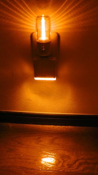 LBJ70981 同時使用時の光り方