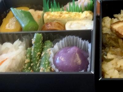 沖縄深海魚採集2013年7月下旬12 ANA機内食