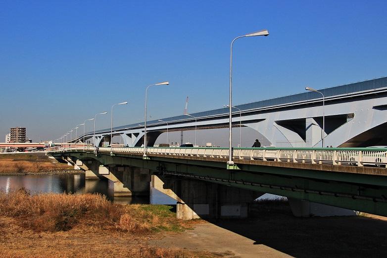 4.扇大橋と舎人橋梁.JPG