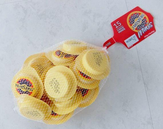 コストコ Jarlsberg Mini 300 888円也 JARLSBERG ヤールスパーグ ミニスナッキングチーズ