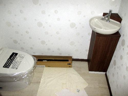 国分K様トイレ1