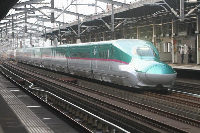 東北新幹線 E5系+E6系宇都宮 通過2