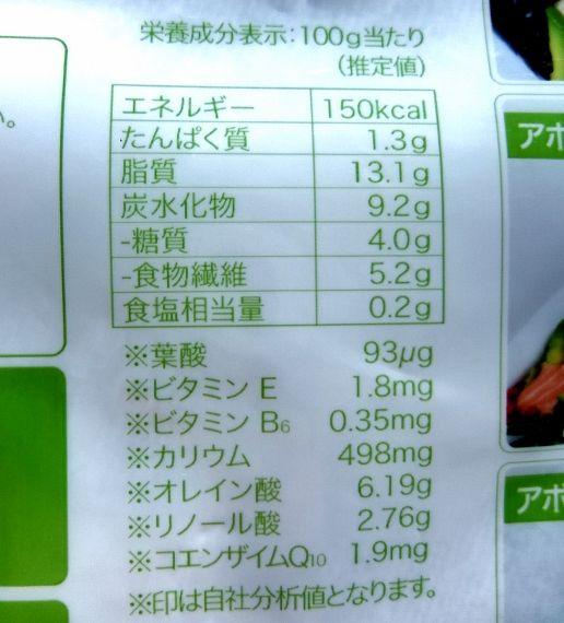 コストコ トロピカルマリア アボカド 998円  tropiical Maria Avocado Slices 冷凍食品