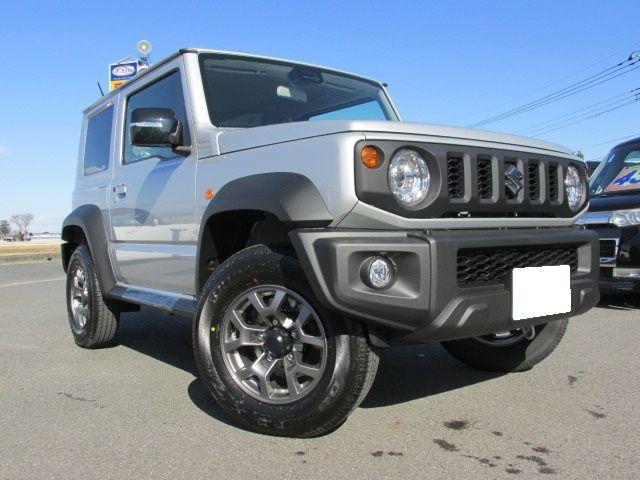 スズキ ジムニー シエラ JB74W 新車 新古車 在庫 販売