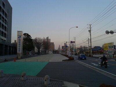 海老名風景2012年12月・4