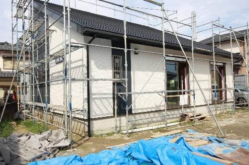国分K様邸塗装3