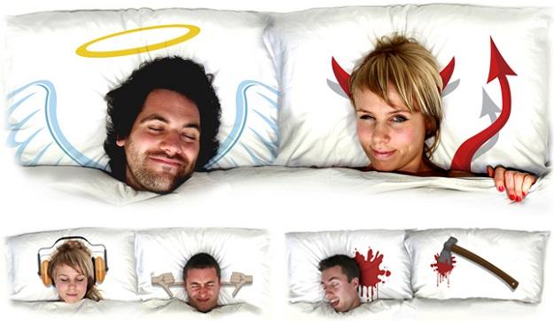 面白い 枕