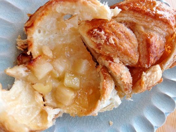 コストコ デニッシュ ケーキ アップルシュトゥルーデル 980円 1180円 レポ ブログ