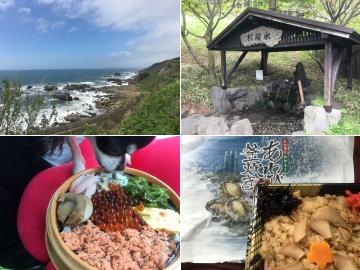 1605050海鮮丼とあわび飯