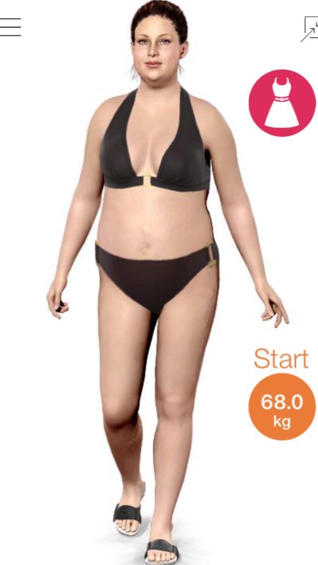 156 センチ 体重