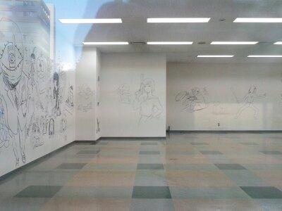 小学館ビル2013年8月・8
