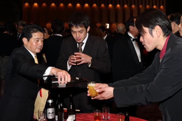 NARグランプリ表彰式で | 西村栄...