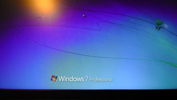 Windows7 ログインできない