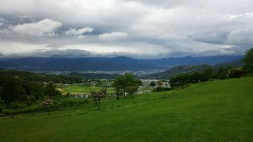 真田城山頂