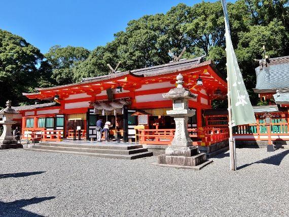和歌山 熊野速玉大社に行きました 八咫烏神社に梛のお守りのなぎまもり