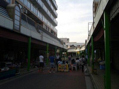 大口通商店街B2013年5月