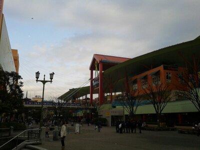 ビナウォーク2012年12月