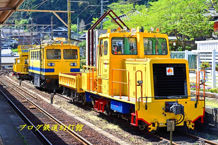 働く機関車たち
