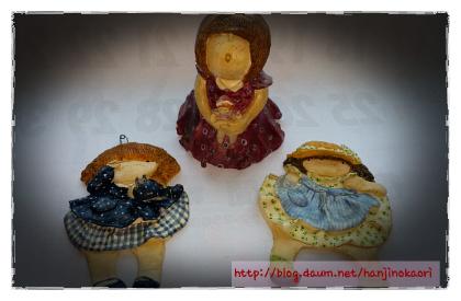 紙粘土人形6