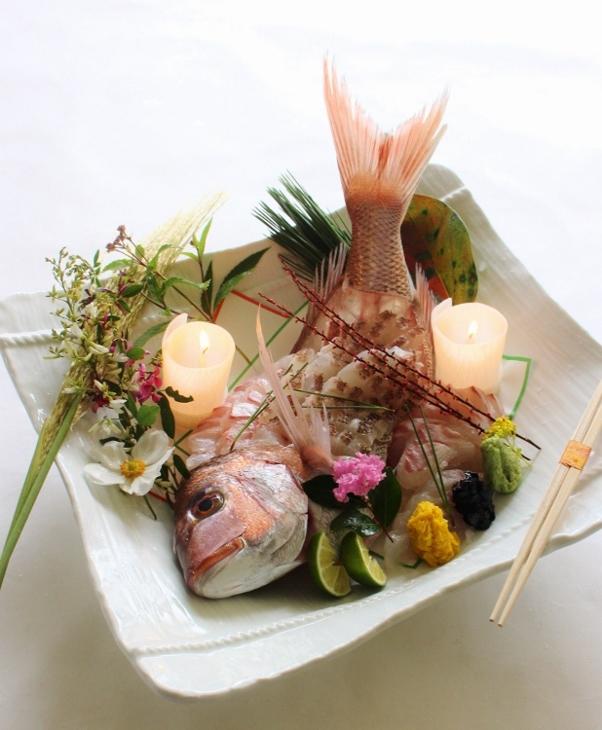 天然真鯛の姿造り 1.jpg