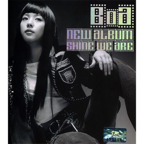 BoA SHINE WE ARE | CD倉庫 - 楽...