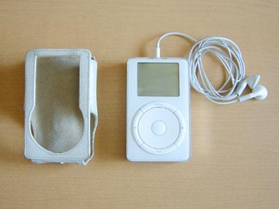 iPod G1自分で使うことにする