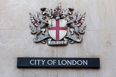 ロンドン市公式紋章