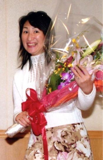 金子美代子さん