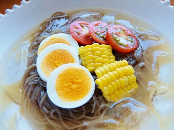 冷麺 4食 778円也 コストコ 韓国