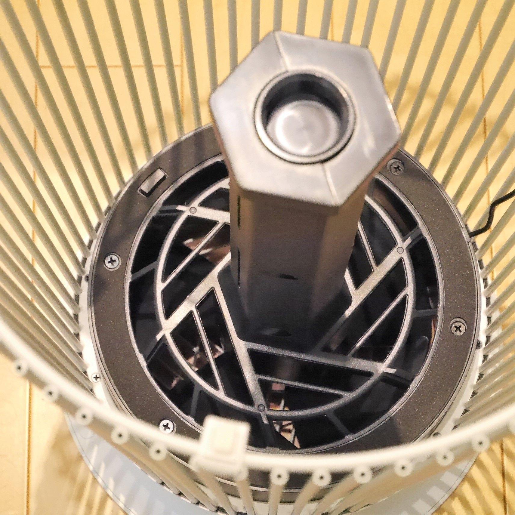 空気清浄機C030_ファン