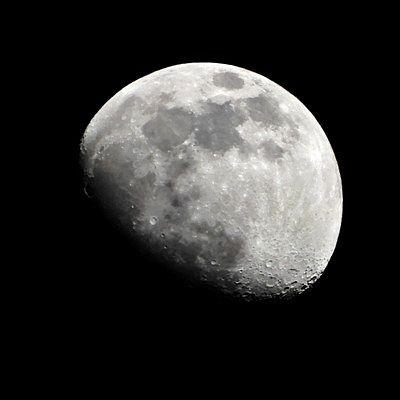 十一夜の月