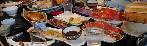 内海温泉ホテル魚半日吉苑