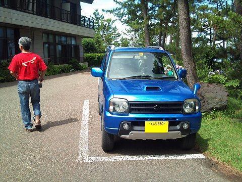 2012.07.14~16 レジェツー 020(舎弟さんのジムニー)