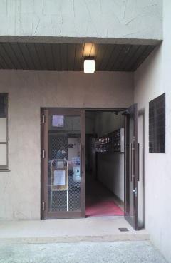 1F 入口