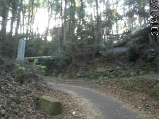 笠間城大手門2