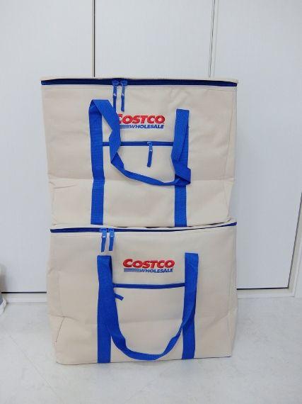 コストコ Costco Cooler Bag 2 1,798円也  ショッピングクーラーバッグ  保冷