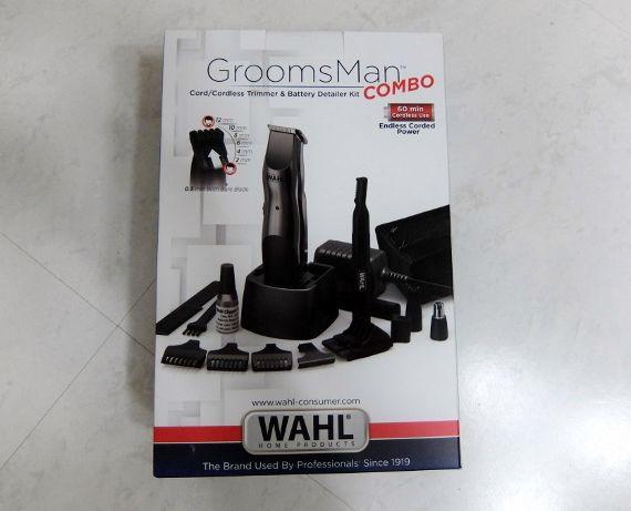 コストコ レポ ブログ Wahl Grooming Kit 2,980円 ひげ剃り シェバー バリカン