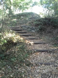 宍ヶ崎櫓1