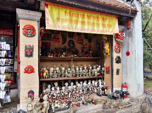 ハノイ ベトナム 観光 文廟 Van Mien