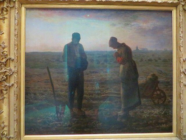 オルセー美術館 Musée d'Orsay・・・最終回 ミレー 晩鐘 L'Angelus ...