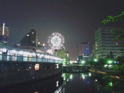 横浜開港祭花火2013年6月