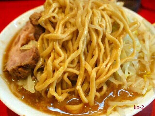 ラーメン二郎 会津若松駅前店 麺.jpg