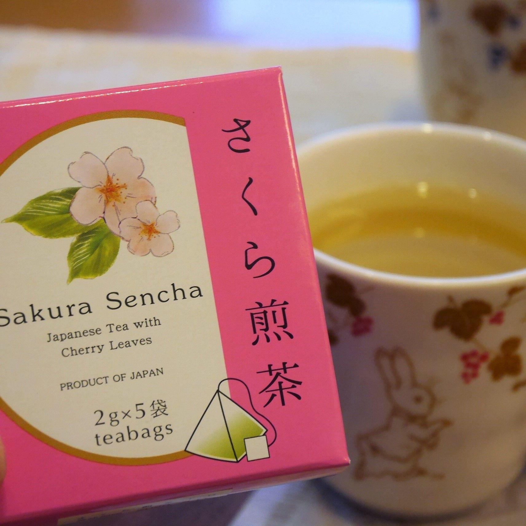 さくら煎茶_パッケージ